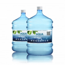 "Вода с доставкой ""AQUA RESOURCES"" 18,9 л. АКЦИЯ!"