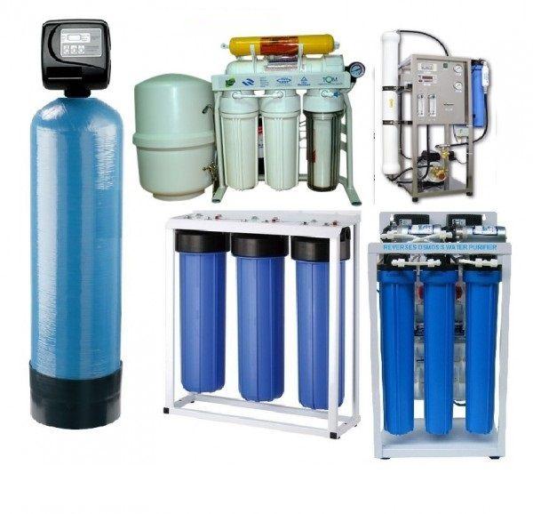 Фильтры для воды. Купить фильтры для очистки воды в Киеве - Aquaresource