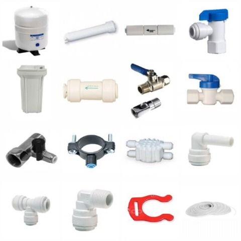 Комплектующие для фильтров воды. Купить комплектующие для фильтров воды