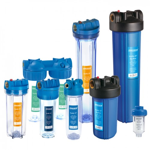 Магистральные фильтры. Купить магистральные фильтры для воды.